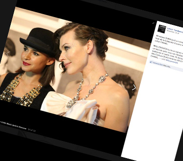 Latest Tendencies 2 - Lo mejor de lo mejor en moda, calzado y más para la temporada de otoño-invierno 2012 - Diciembre 2012