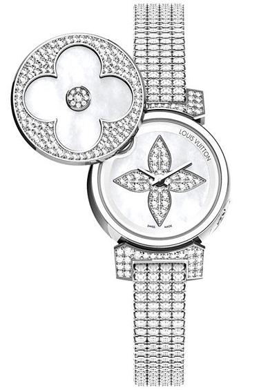 Louis Vuitton 1 - La colección Tambour Bijou Secret llega para esta Navidad