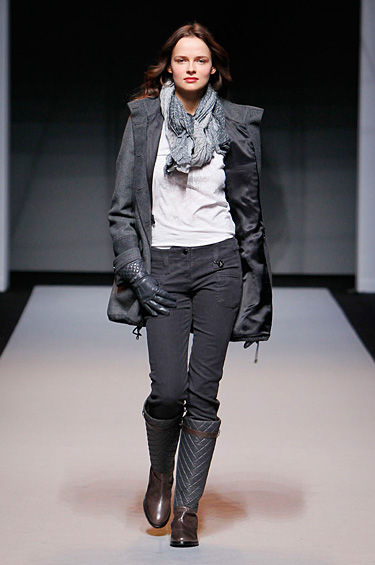 Emporio Armani 1 - Colección Jeans OI 2011/12