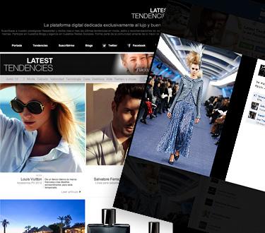 Latest Tendencies 1 - Lo mejor de lo mejor en moda, calzado y más para la temporada de otoño-invierno 2012 - Julio 2012