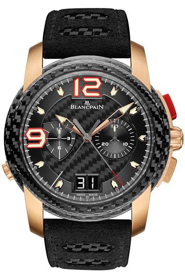 Blancpain 1 - La Colección L-Evolution, dotada de un cronógrafo flyback ratrapante y un gran fechador