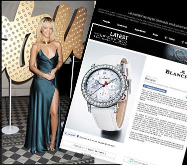 Latest Tendencies 2 - Lujo y estilo para hombres y mujeres en esta temporada de primavera 2012 - Marzo 2012
