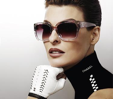 Chanel 1 - Gafas primavera-verano 2012, una fusión entre moda y alta tecnología