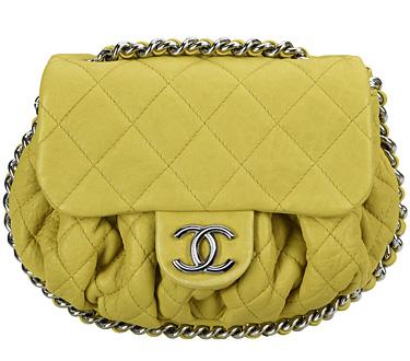 Chanel 2 - Accesorios, línea Crucero PV 2012
