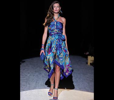 Salvatore Ferragamo 1 - Colección de accesorios para dama  Primavera-Verano 2012