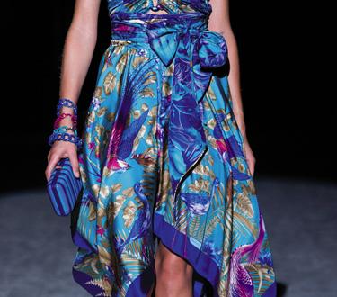 Salvatore Ferragamo 2 - Colección de accesorios para dama  Primavera-Verano 2012