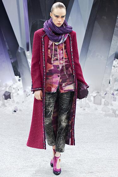 Chanel 1 - Colección Prêt-à-Porter Otoño-Invierno 2012-2013 de CHANEL