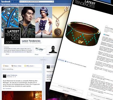 Latest Tendencies 2 - Lo mejor de lo mejor en moda, calzado y más para la temporada de otoño-invierno 2012 - Noviembre 2012
