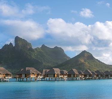 Quintessentially 1 - Bora Bora: un escape al paraíso