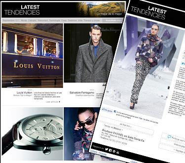 Latest Tendencies 2 - Lo mejor de lo mejor en moda, calzado y más para la temporada de otoño-invierno 2012 - Octubre 2012