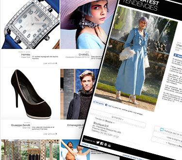 Latest Tendencies 1 - Lo mejor de lo mejor en moda, calzado y más para la temporada de otoño-invierno 2012 - Septiembre 2012