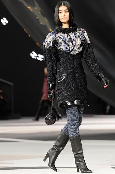 Chanel 1 - Celebridades asistieron al desfile RTW Otoño-Invierno de Chanel