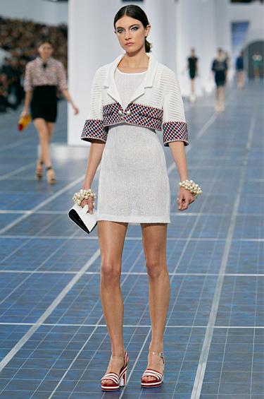 Chanel 1 - La colección del viento de Karl Lagerfeld para Chanel