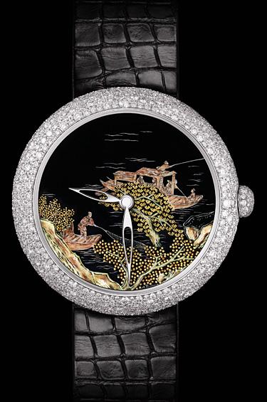 Chanel 1 - Relojes Décor Coromandel de la colección Chanel Mademoiselle Privé
