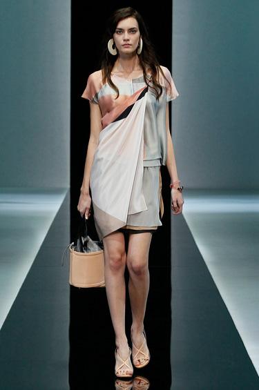 Emporio Armani 1 - Emporio Armani presenta su concepto de estilo puro