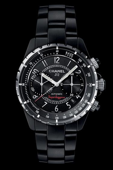Chanel 1 - El reloj J12 de Chanel