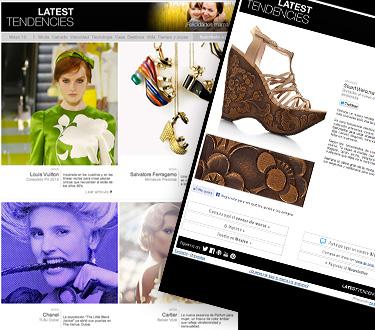 Latest Tendencies 1 - Lo mejor de lo mejor en moda, calzado y más para la temporada de primavera-verano 2013 - Junio 2013