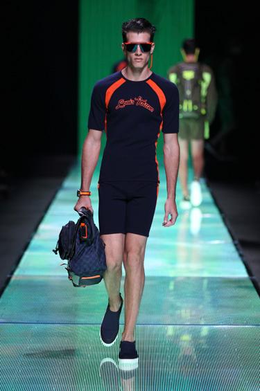 Louis Vuitton 1 - Louis Vuitton presenta su nueva colección para hombre al estilo náutico