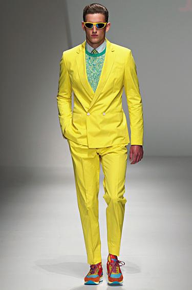 Salvatore Ferragamo 1 - Una colección colorida para hombre de Salvatore Ferragamo