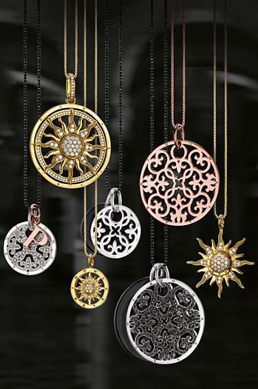 Thomas Sabo 1 - Golden Silver, la nueva colección de joyas tricolor de Thomas Sabo