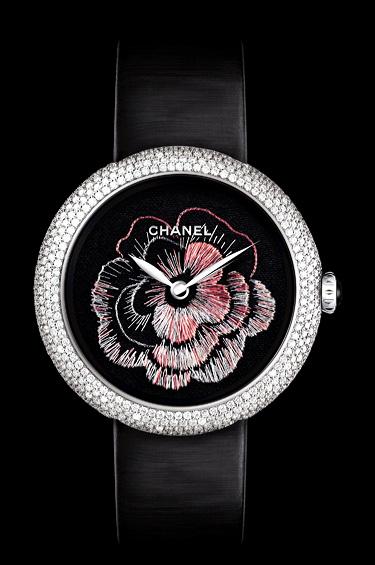 Chanel 1 - Colección de relojes de joyería Mademoiselle Privé de Chanel