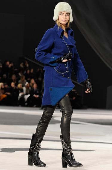 Chanel 1 - Conoce la nueva colección Otoño-Invierno 2013-14 de Chanel