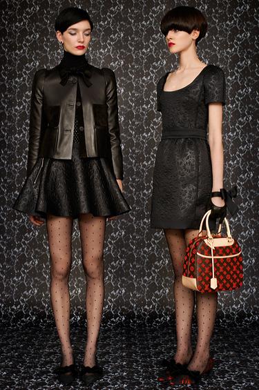 Louis Vuitton 1 - Conoce la nueva colección de Louis Vuitton Prefall 2013