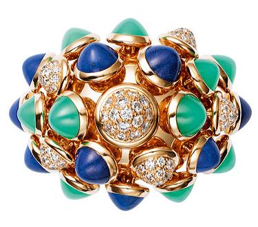 Cartier 2 - Cartier presenta su colección de joyas Paris Nouvelle Vague
