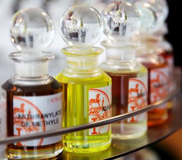 Hermès 2 - Hermès presenta a Jean-Claude Ellena su gran perfumista exclusivo