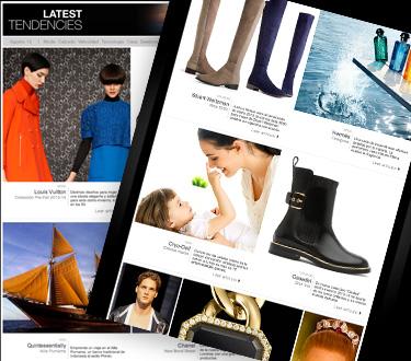 Latest Tendencies 2 - Lo mejor de lo mejor en moda, calzado y más para la temporada de primavera-verano 2013 - Septiembre 2013